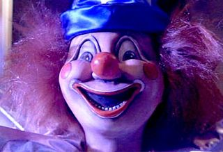 Poltergeist clown