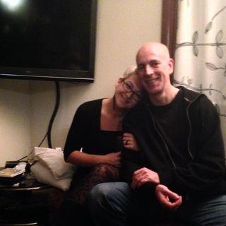 Me and Daniel